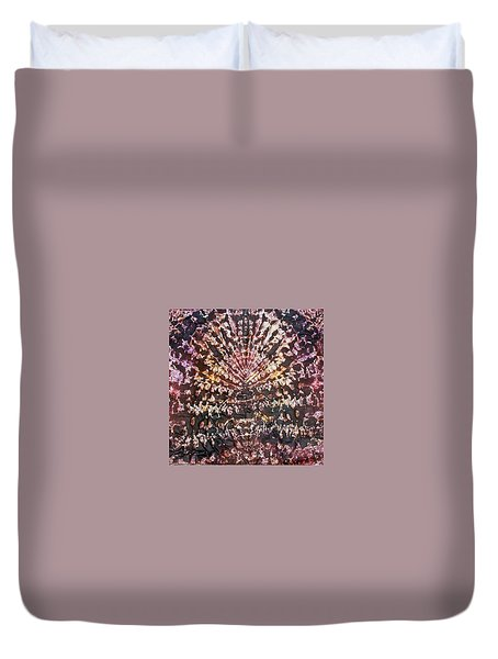 41-offspring While I Was On The Path To Perfection 41 Duvet Cover