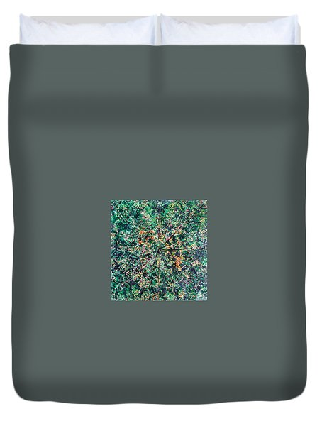 43-offspring While I Was On The Path To Perfection 43 Duvet Cover