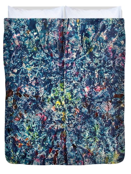 46-offspring While I Was On The Path To Perfection 46 Duvet Cover
