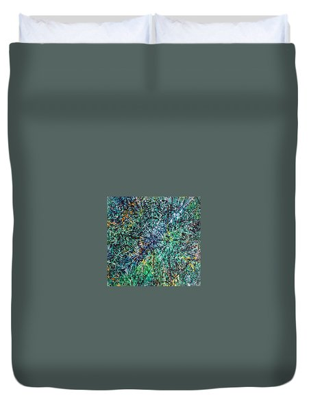 47-offspring While I Was On The Path To Perfection 47 Duvet Cover