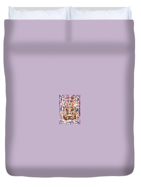 6-offspring While I Was On The Path To Perfection 6 Duvet Cover