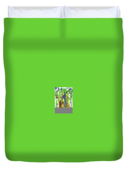 9-offspring While I Was On The Path To Perfection 9 Duvet Cover