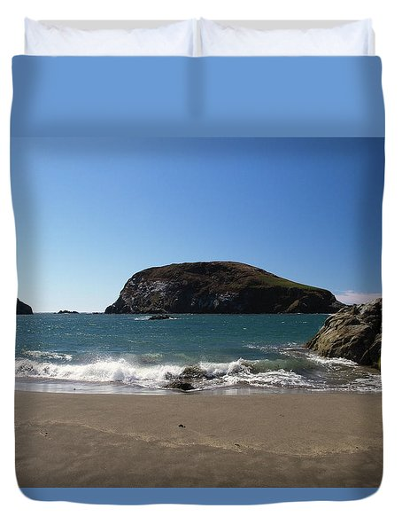 Oh Such A Beautiful Place Duvet Cover