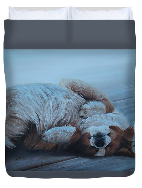 Oh Sweet Sleep Duvet Cover