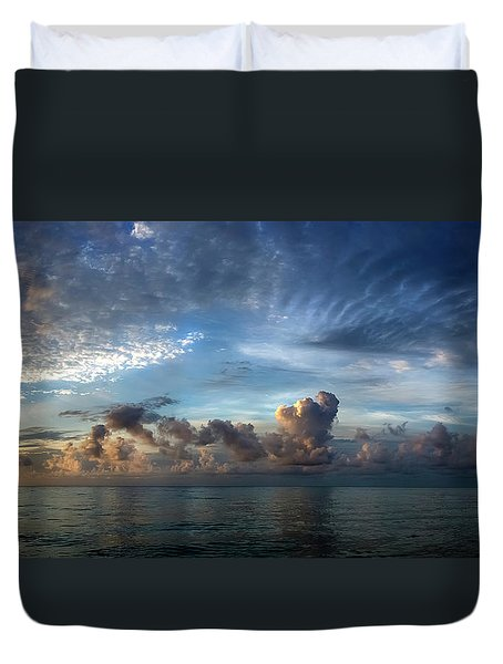 Oh, What A Beautiful Morning Duvet Cover