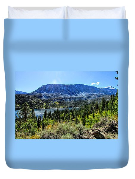 Oh What A View Duvet Cover