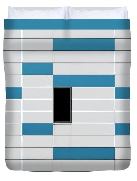 Ohio Windows 3 Duvet Cover