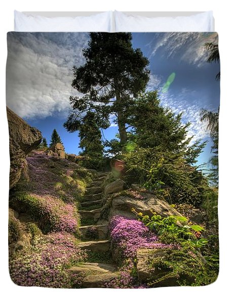 Ohme Gardens Duvet Cover
