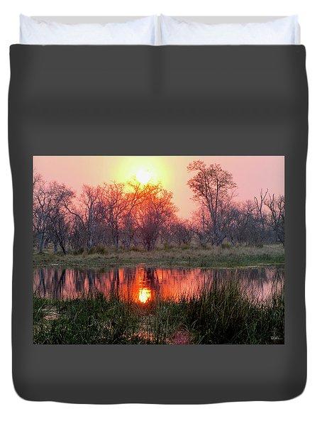 Okavango Delta Duvet Cover