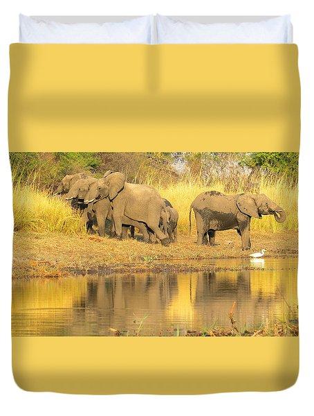 Okavango Scramble Duvet Cover