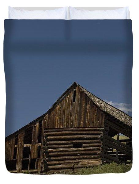 Old Barn 2 Duvet Cover