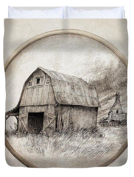 Old Barn Duvet Cover