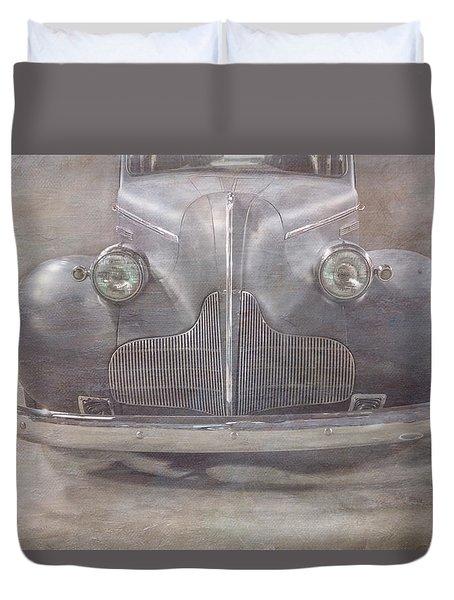 Old Bessie Duvet Cover