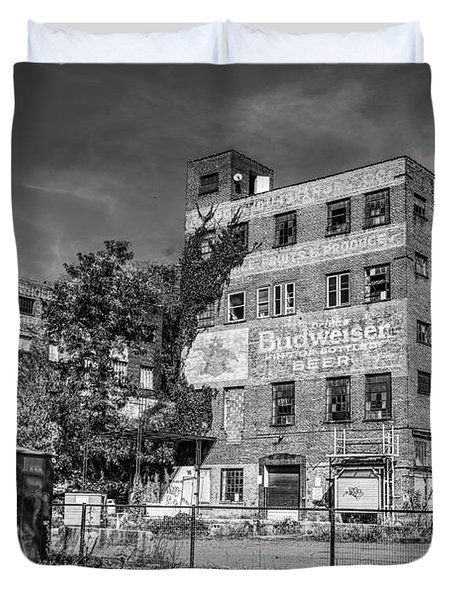 Old Brewery Duvet Cover