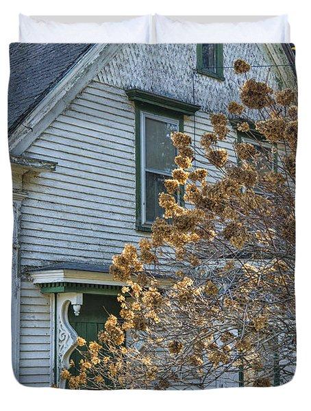 Old Home Duvet Cover