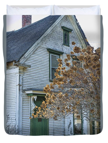 Old Home Duvet Cover by Alana Ranney