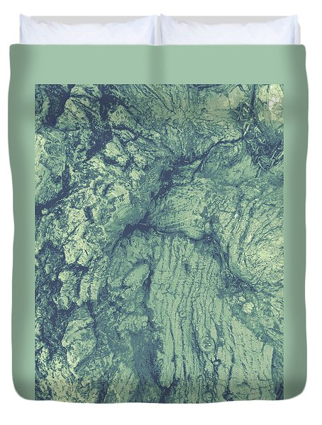 Old Man Tree Duvet Cover