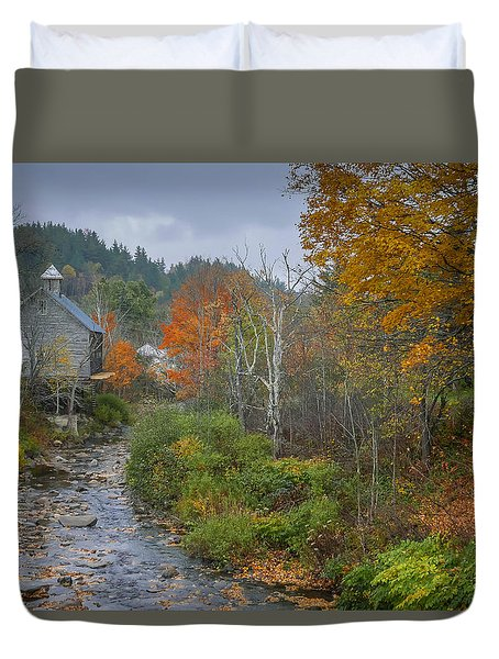 Old Mill New England Duvet Cover