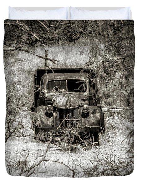 Old N Forgotten Duvet Cover