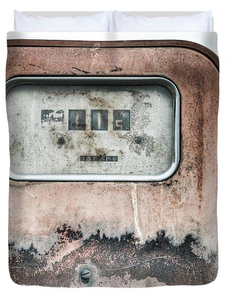 Old Pump Duvet Cover