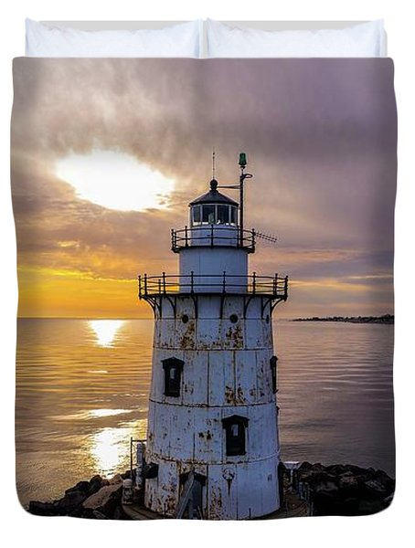 Old Saybrook Outer Light Duvet Cover