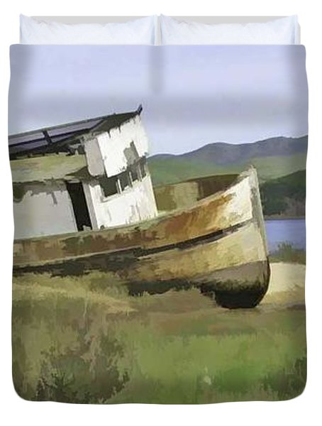 Inverness Denizen Duvet Cover