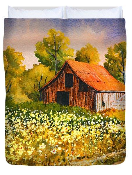 Old Spring Farm Duvet Cover