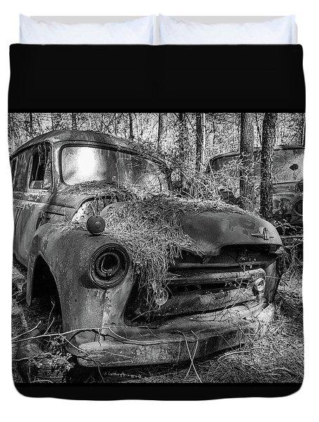 old truck_MG_4220 Duvet Cover