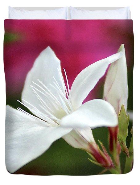 Oleander Casablanca 2 Duvet Cover