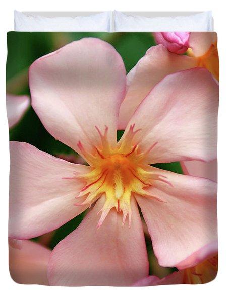 Oleander Dr. Ragioneri 1 Duvet Cover