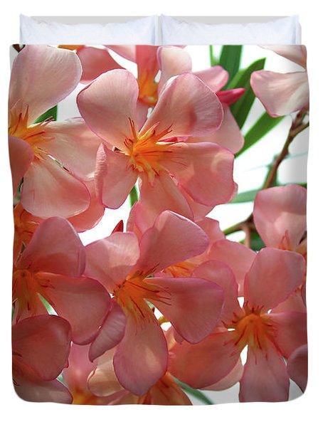 Oleander Dr. Ragioneri 4 Duvet Cover
