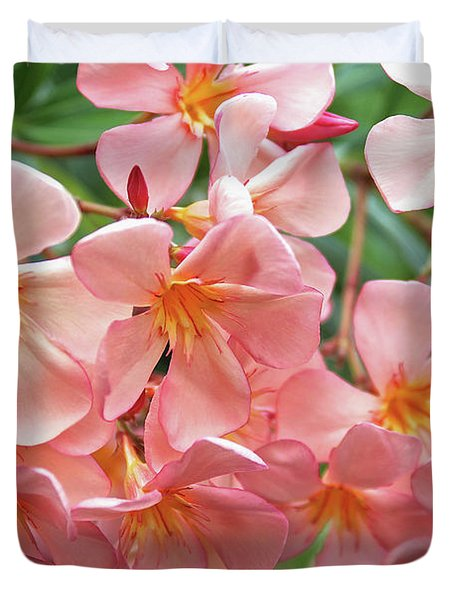 Oleander Dr. Ragioneri 5 Duvet Cover