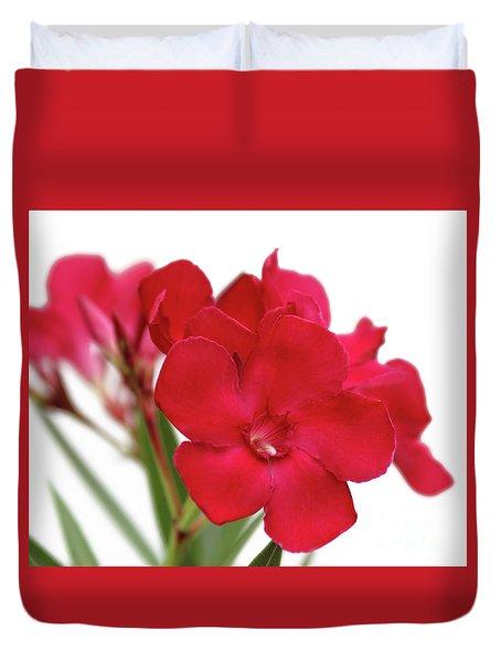 Oleander Emile Sahut 1 Duvet Cover