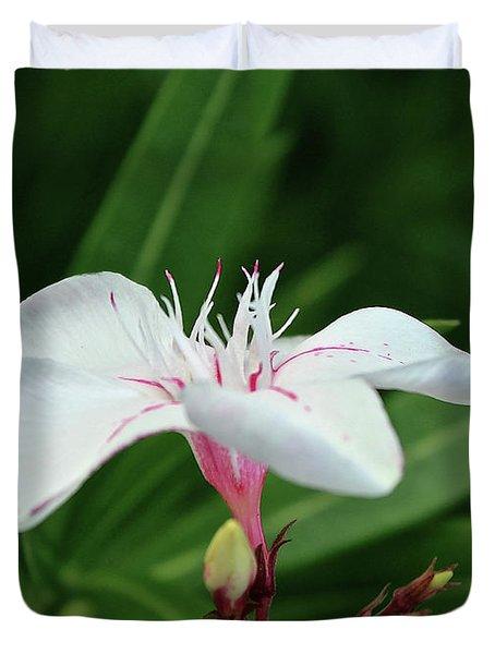 Oleander Harriet Newding  1 Duvet Cover