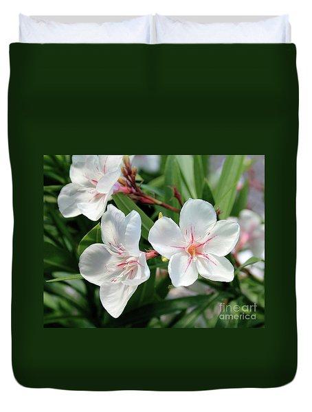 Oleander Harriet Newding 3 Duvet Cover