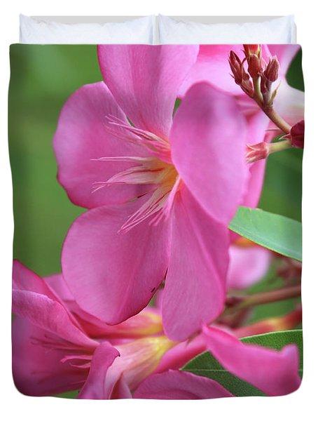 Oleander Maresciallo Graziani 2 Duvet Cover