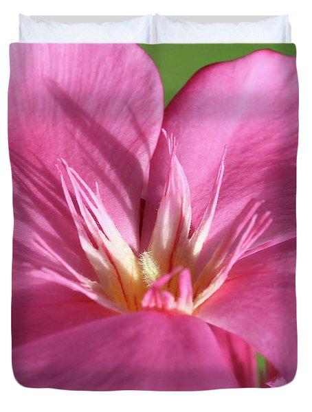 Oleander Maresciallo Graziani 3 Duvet Cover
