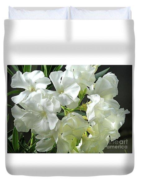 Oleander Mont Blanc 2 Duvet Cover