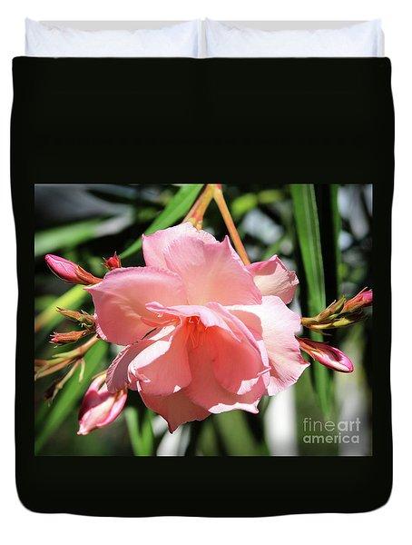 Oleander Mrs. Roeding 3 Duvet Cover