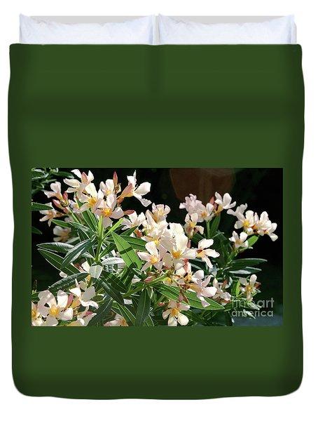 Oleander Petite Salmon 3 Duvet Cover