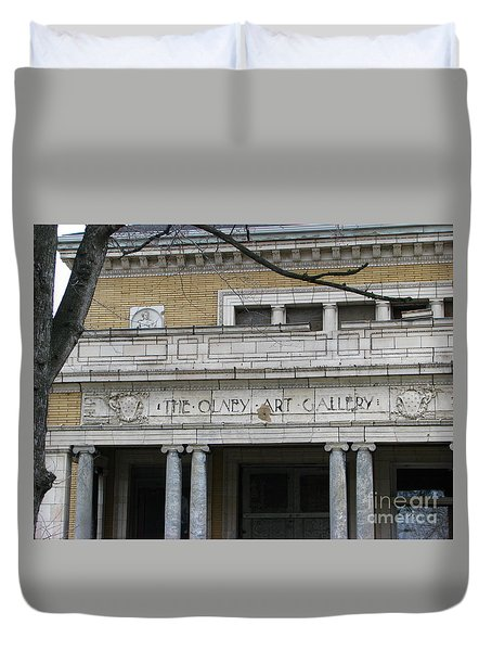 Olney Art Gallery 2 Duvet Cover