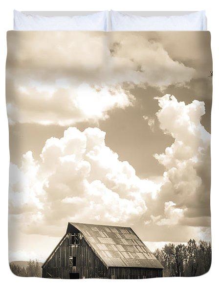 Olsen Barn Thunderstorm Duvet Cover