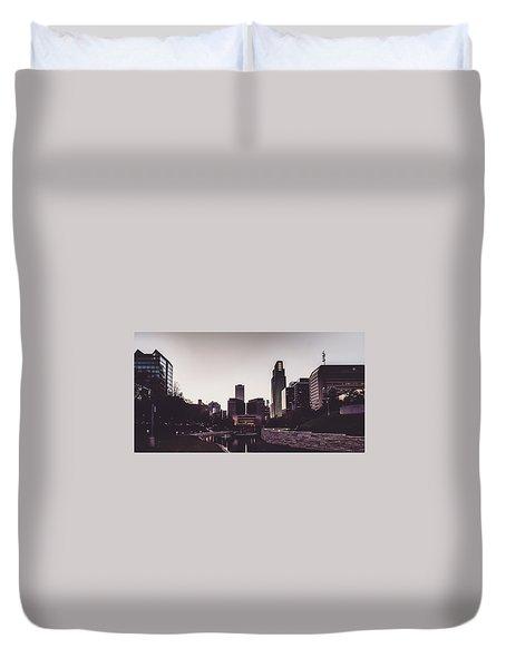 Omaha Duvet Cover