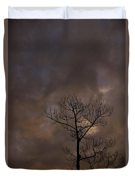 Ominous Duvet Cover