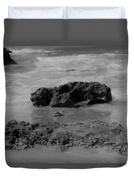 On Coast. Duvet Cover by Shlomo Zangilevitch