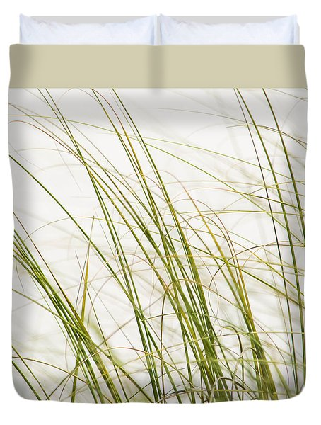 On The Dunes Duvet Cover