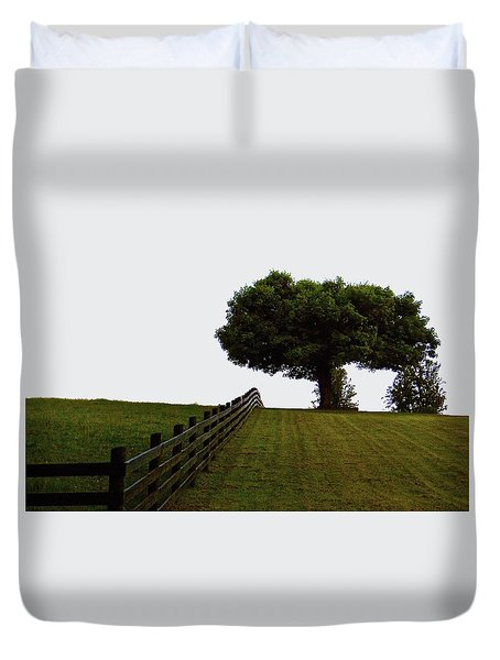 On The Farm Duvet Cover