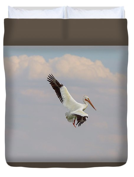 Duvet Cover featuring the photograph On The Hunt by James BO Insogna
