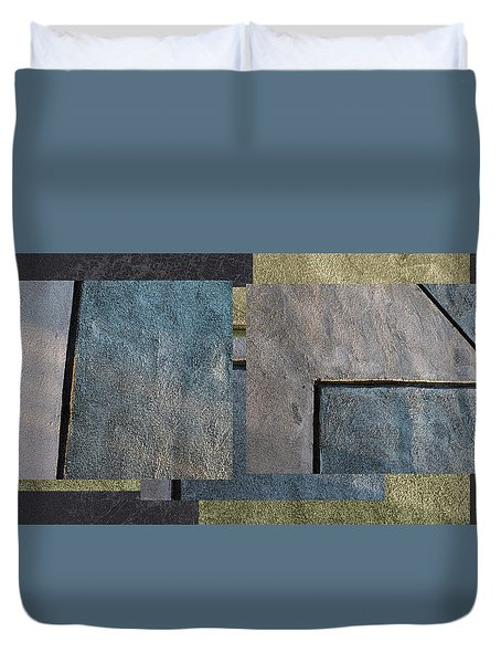 On The Wall - Duvet Cover