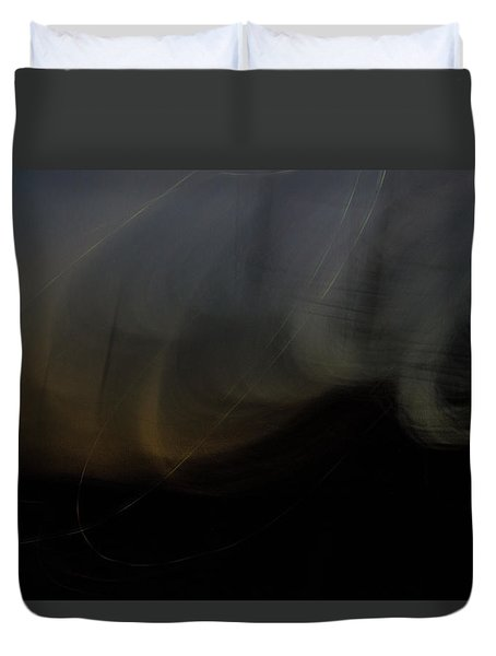 On The Waves Duvet Cover